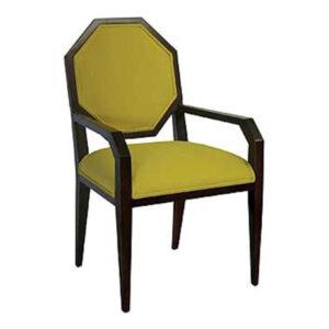 Octagono Arm Chair
