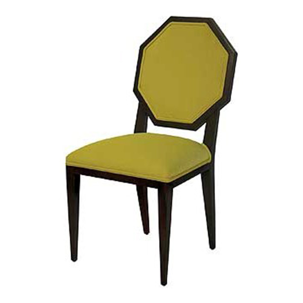 Octagono Side Chair