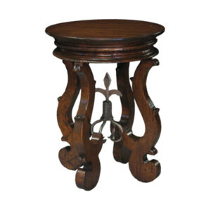 Bossa Nova Round End Table