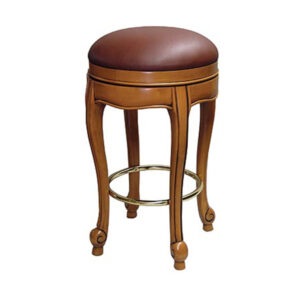 Queen Anne Barstool
