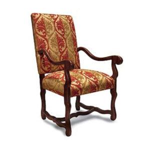 Louis XIII Arm Chair