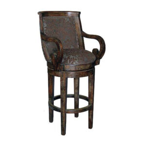 Cologne Barstool-Swivel