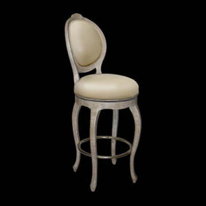Transitional Barstool