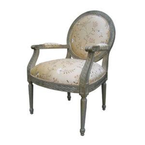 Russian Empire Chair