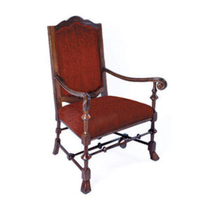 Chateau Fauteuill-Upholstered