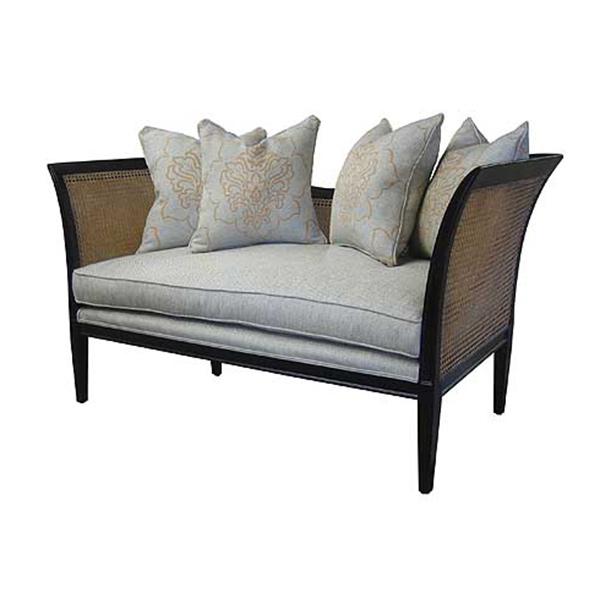 Dominion Cane Sofa